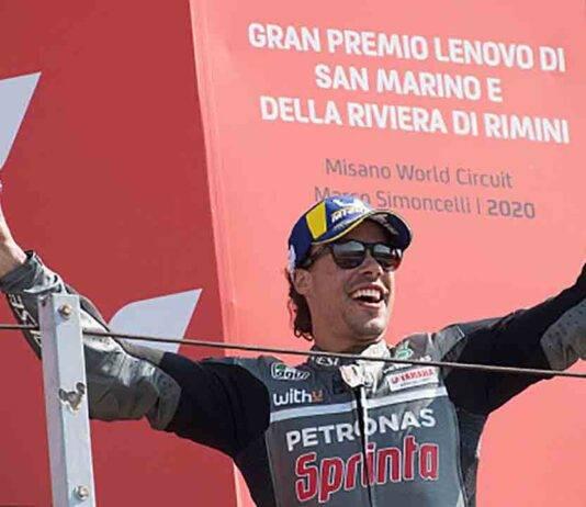MotoGP Misano Morbidelli