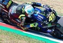 MotoGP Misano Rossi