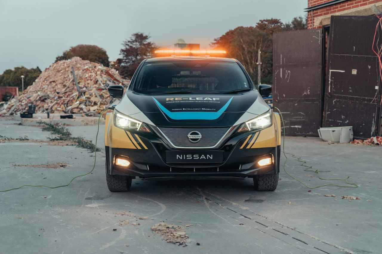 Nissan Re-Leaf