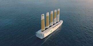Oceanbird Nave Cargo
