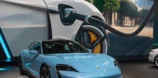 Porsche carburanti