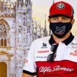 Kimi Raikkonen F1