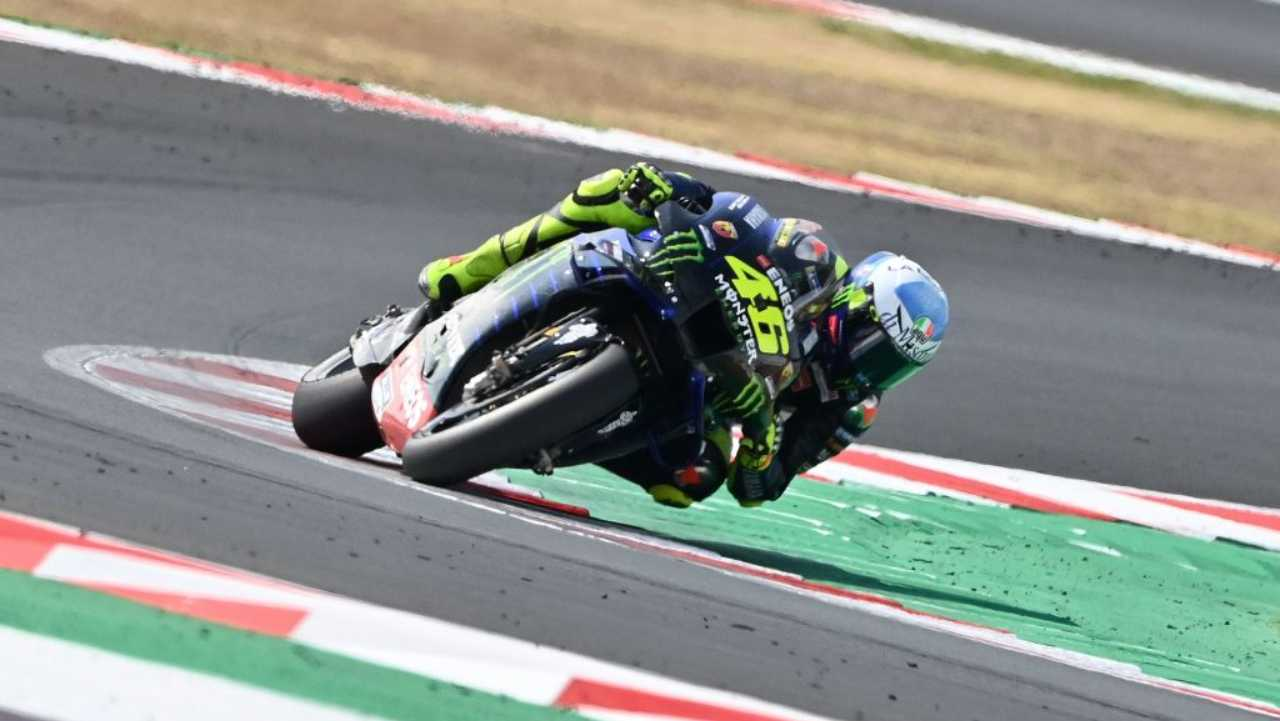 Valentino Rossi MotoGP Misano