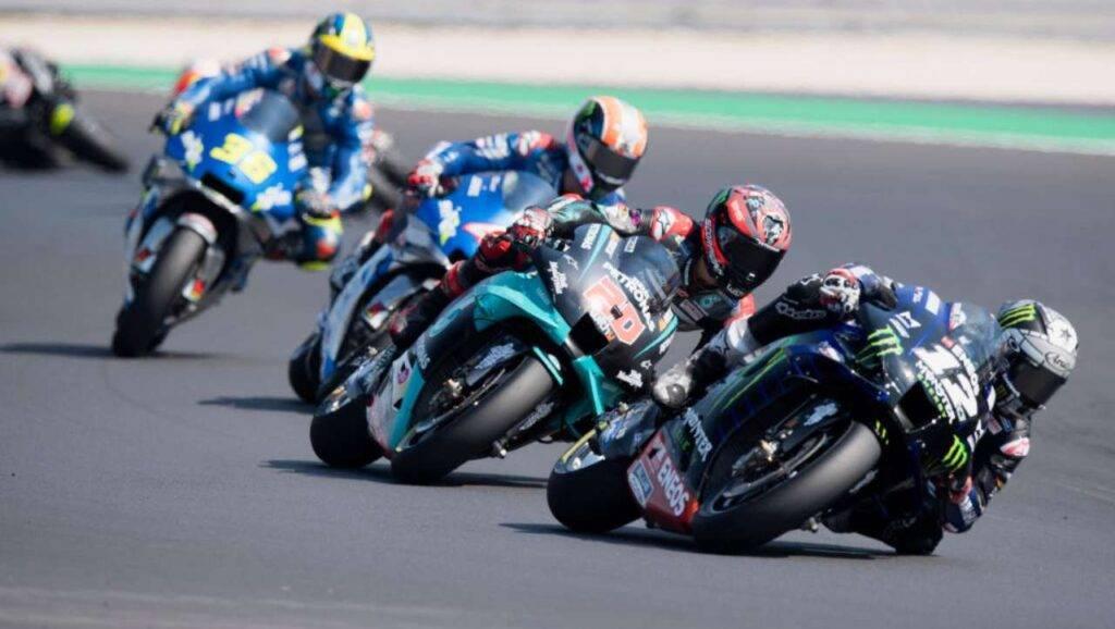 GP Emilia Romagna, libere3 MotoGP: Bagnaia leader a Misano