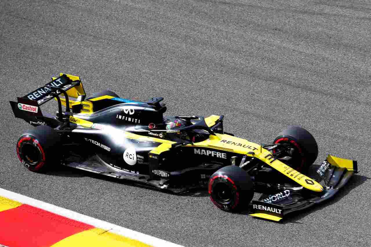 """F1 GP Italia, Ricciardo confessa: """"La mia benzina speciale a Monza"""""""