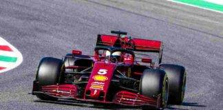 GP Portogallo Vettel