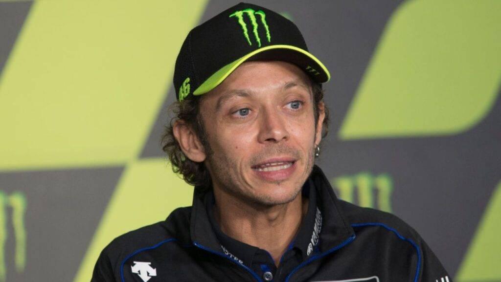 Valentino Rossi MotoGP 2022
