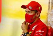 Sebastian Vettel Ferrari F1