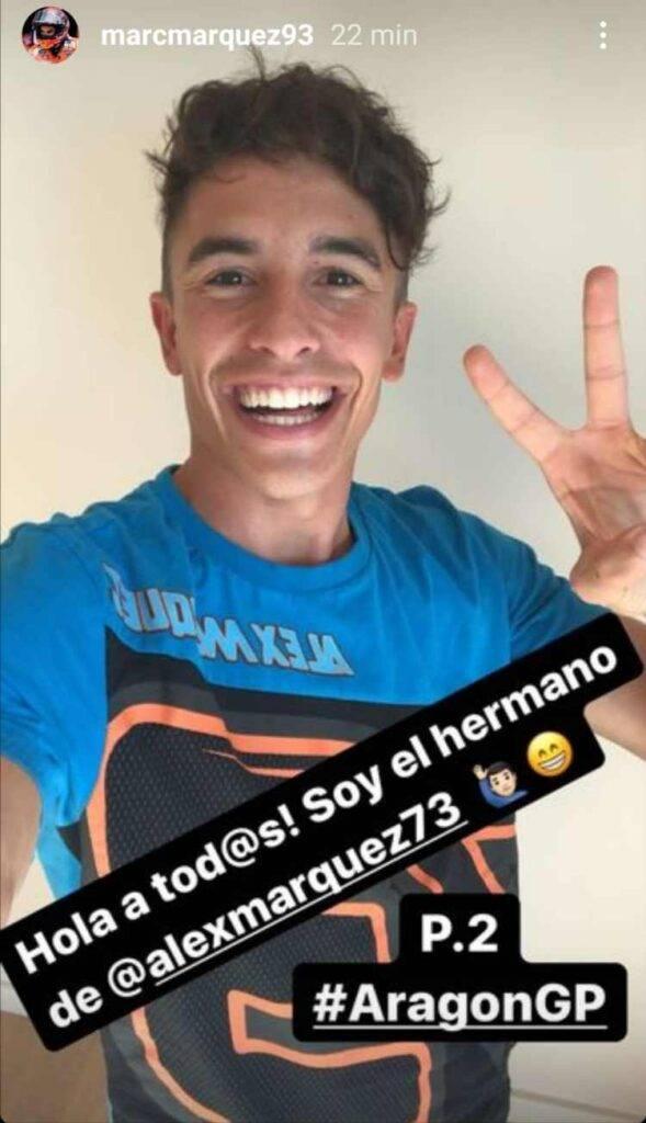 Marc Alex Marquez