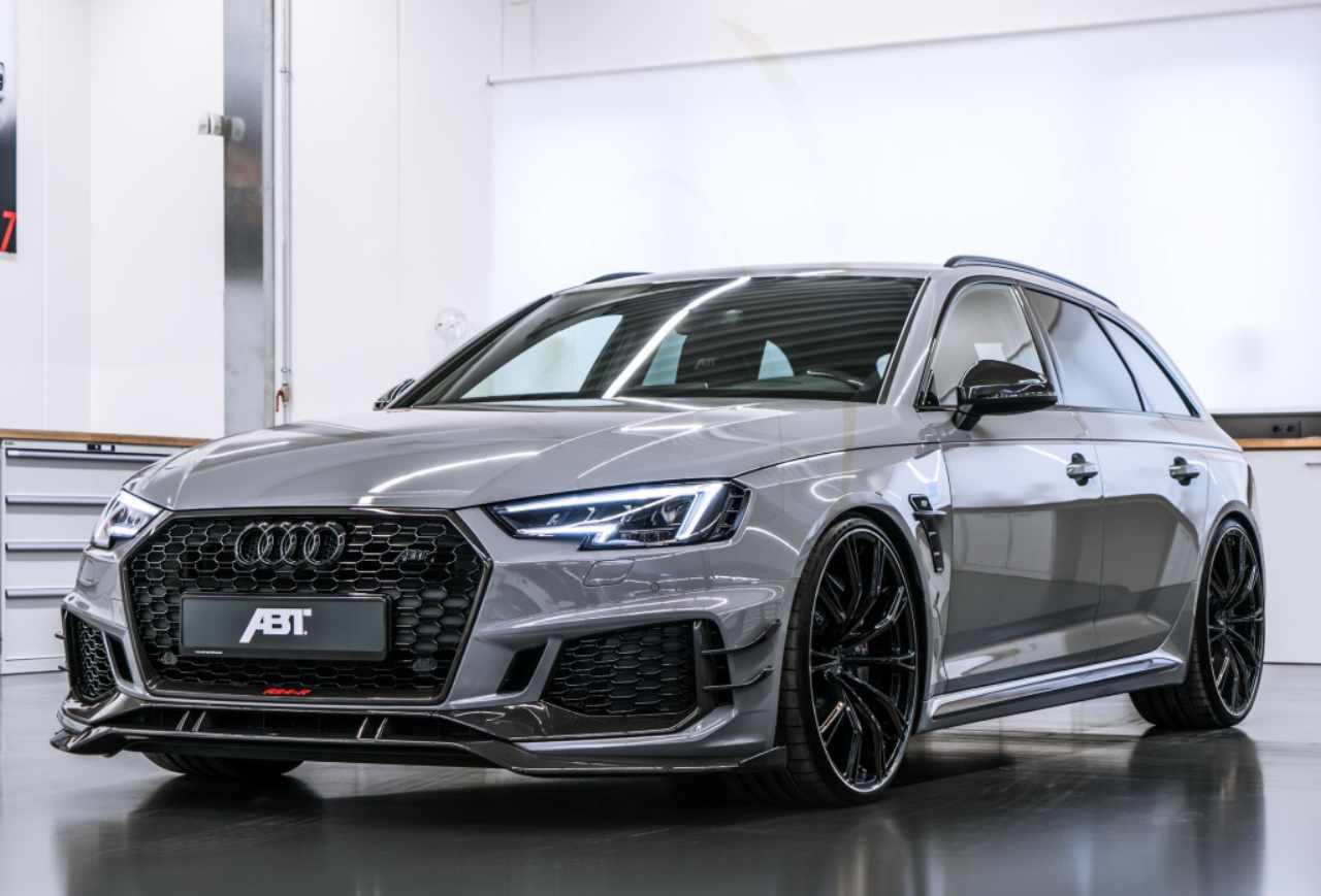 Audi ABT RS4