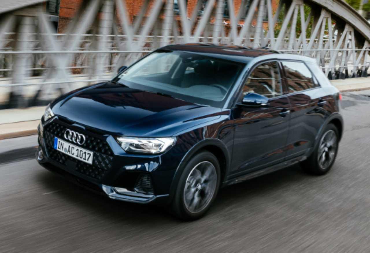 Audi emissioni