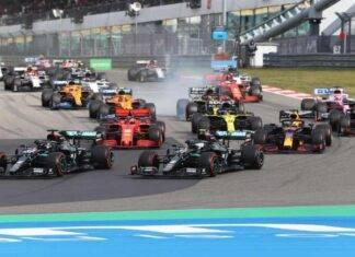 F1 Eifel Nurburgring 2020