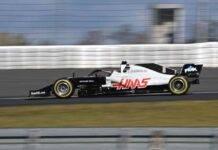 F1 Haas
