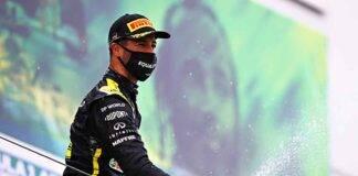 GP Nurburgring, Ricciardo