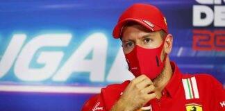 GP Portogallo, Vettel