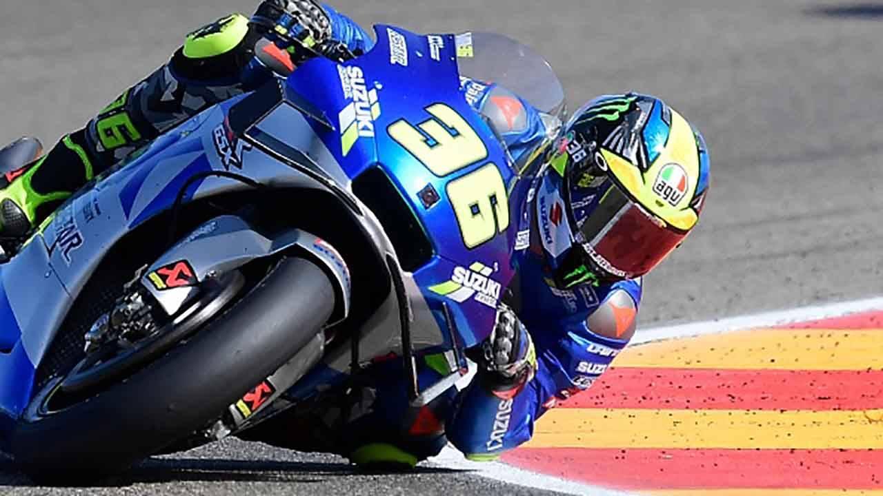 MotoGP Teruel Mir