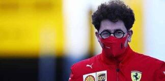 Ferrari, Mattia Binotto