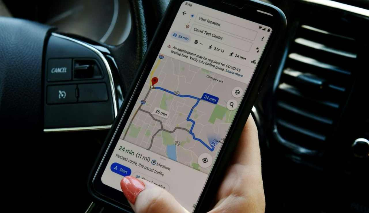 Google Search On, novità per Maps in tema COVID-19