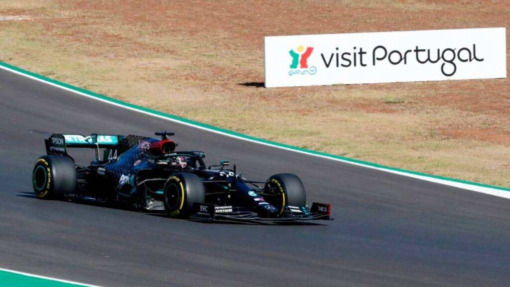 Hamilton Qualifiche F1