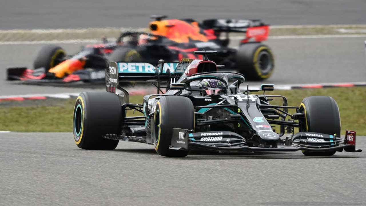 Lewis Hamilton Nurburgring