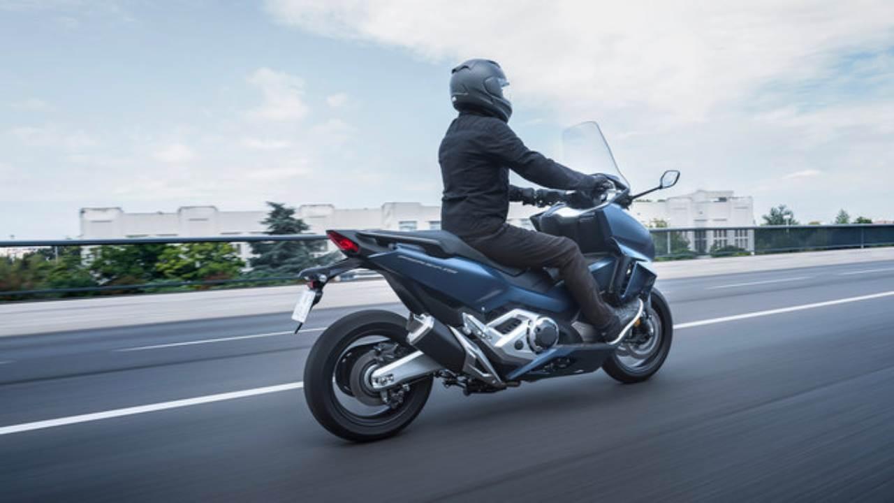 Honda Forza scooter