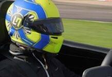 Lando Norris McLaren Elva