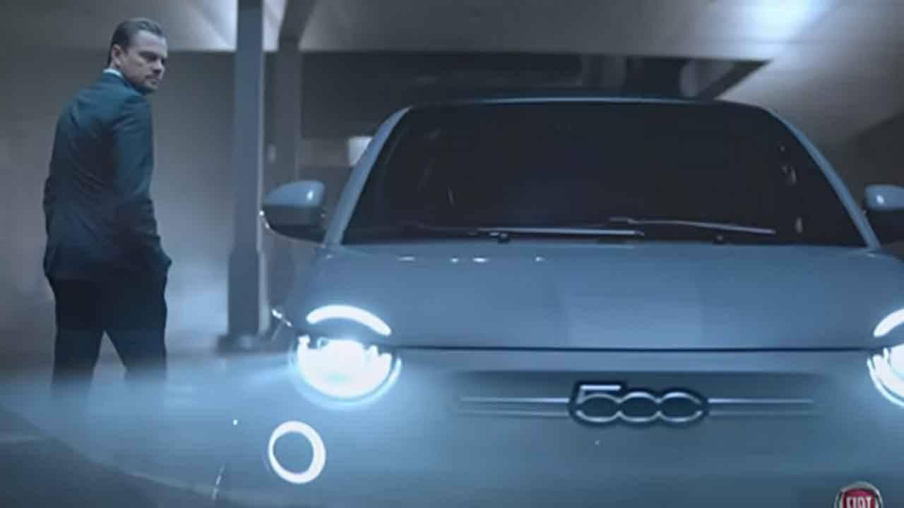Leonardo DiCaprio, Fiat 500