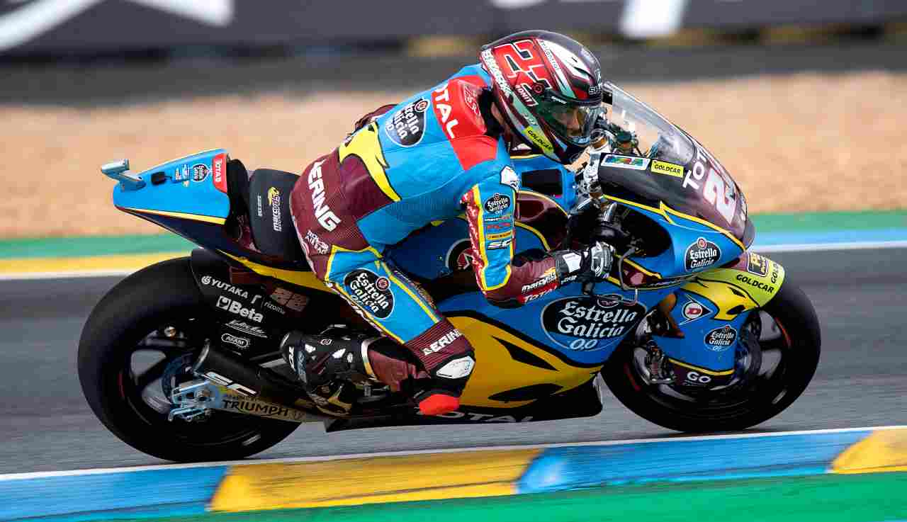 GP Aragon Moto2 Sam Lowes