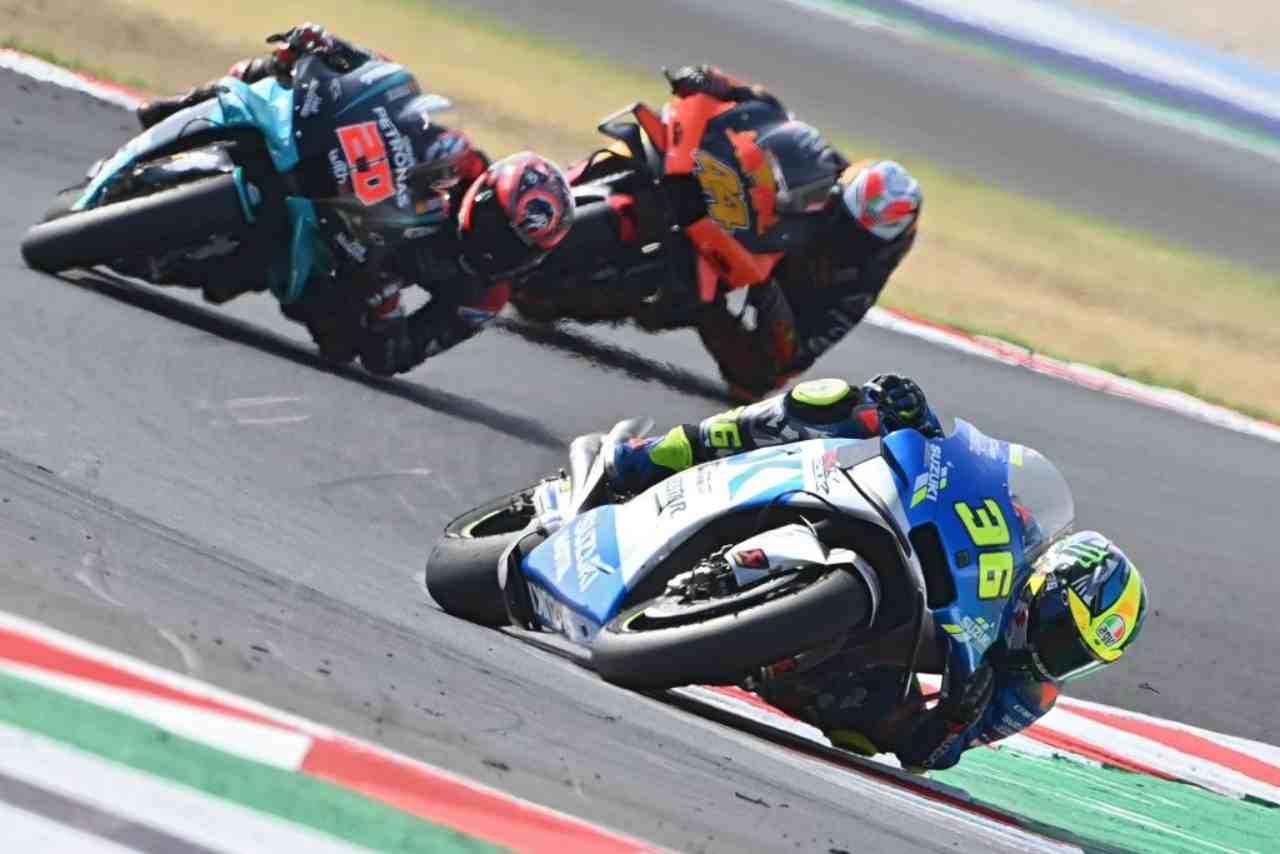 Joan Mir Fabio Quartararo MotoGP