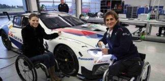 'Zanardi è un esempio', l'omaggio commovente di una pilota disabile