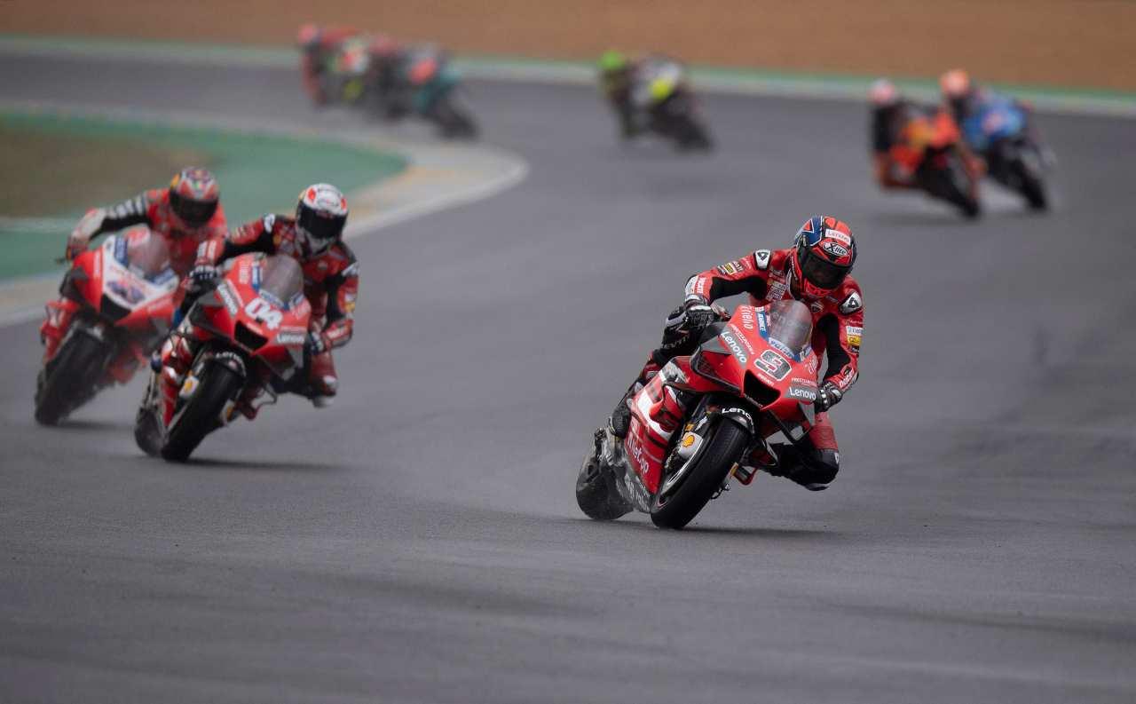 Ducati Petrucci Le Mans