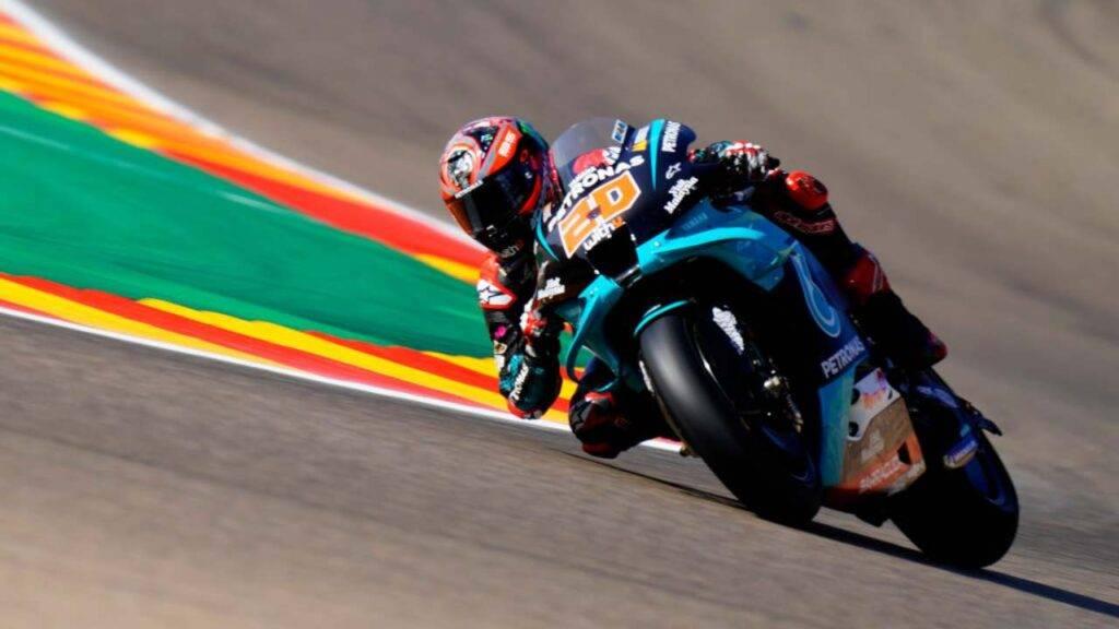 Quartararo MotoGP Aragon