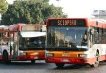 Sciopero metro e bus Roma