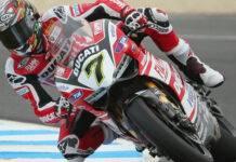 Superbike Chaz Davies