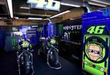 Valentino Rossi MotoGP Teruel Aragon
