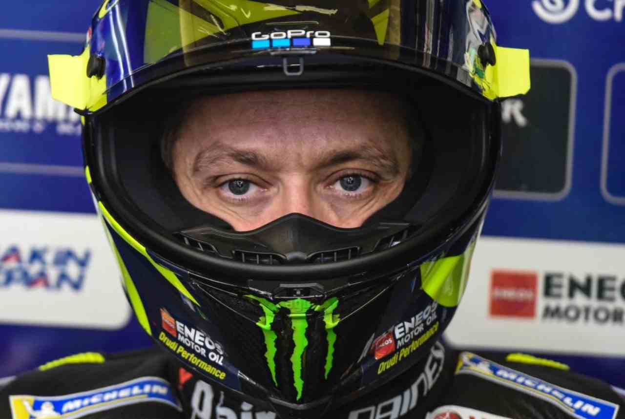 Valentino Rossi MotoGP Francia