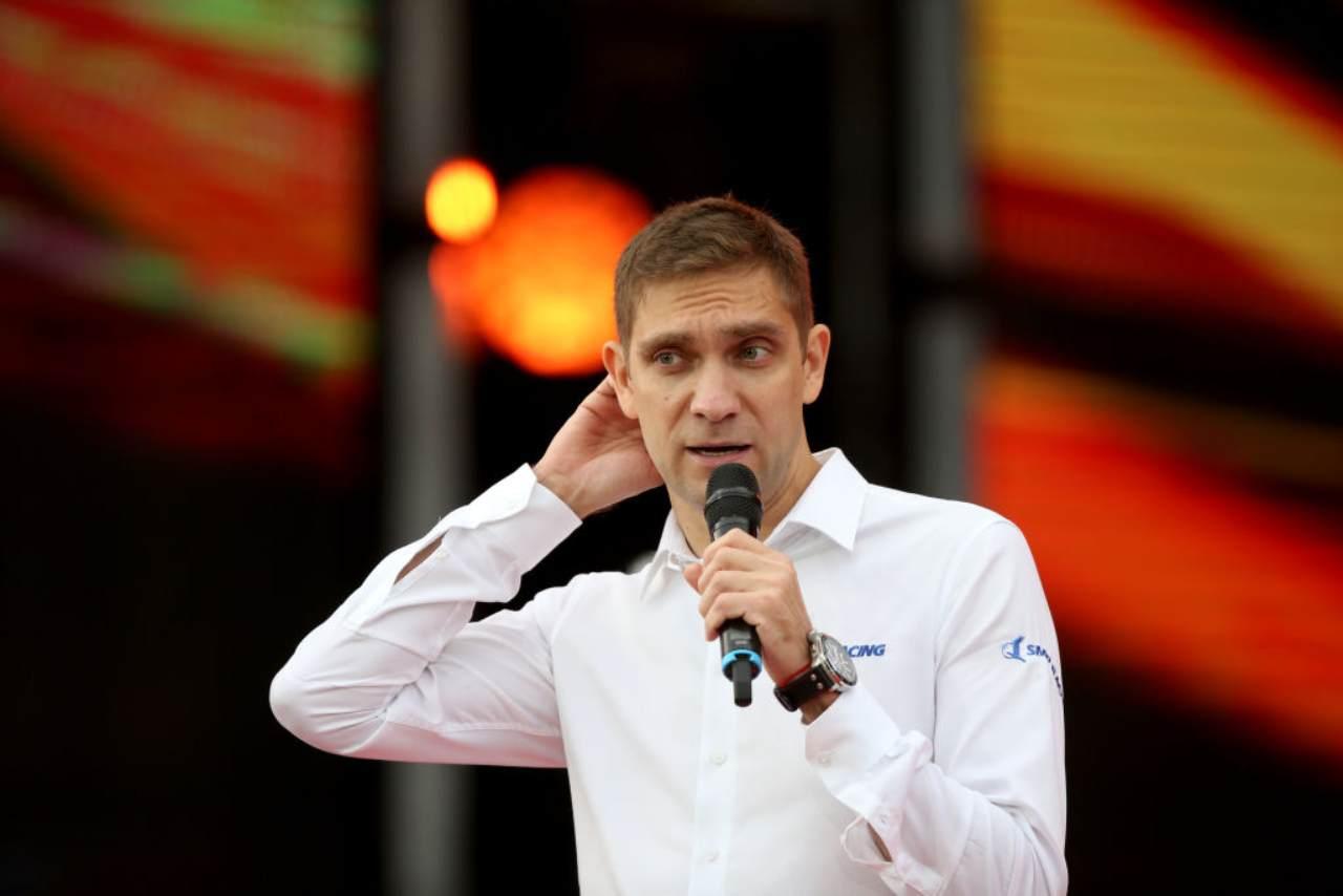 Petrov sostituito come Steward del GP del Portogallo