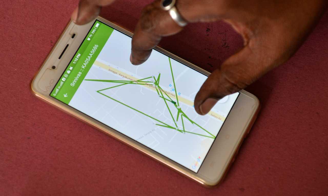 App Coyote navigatore satellitare