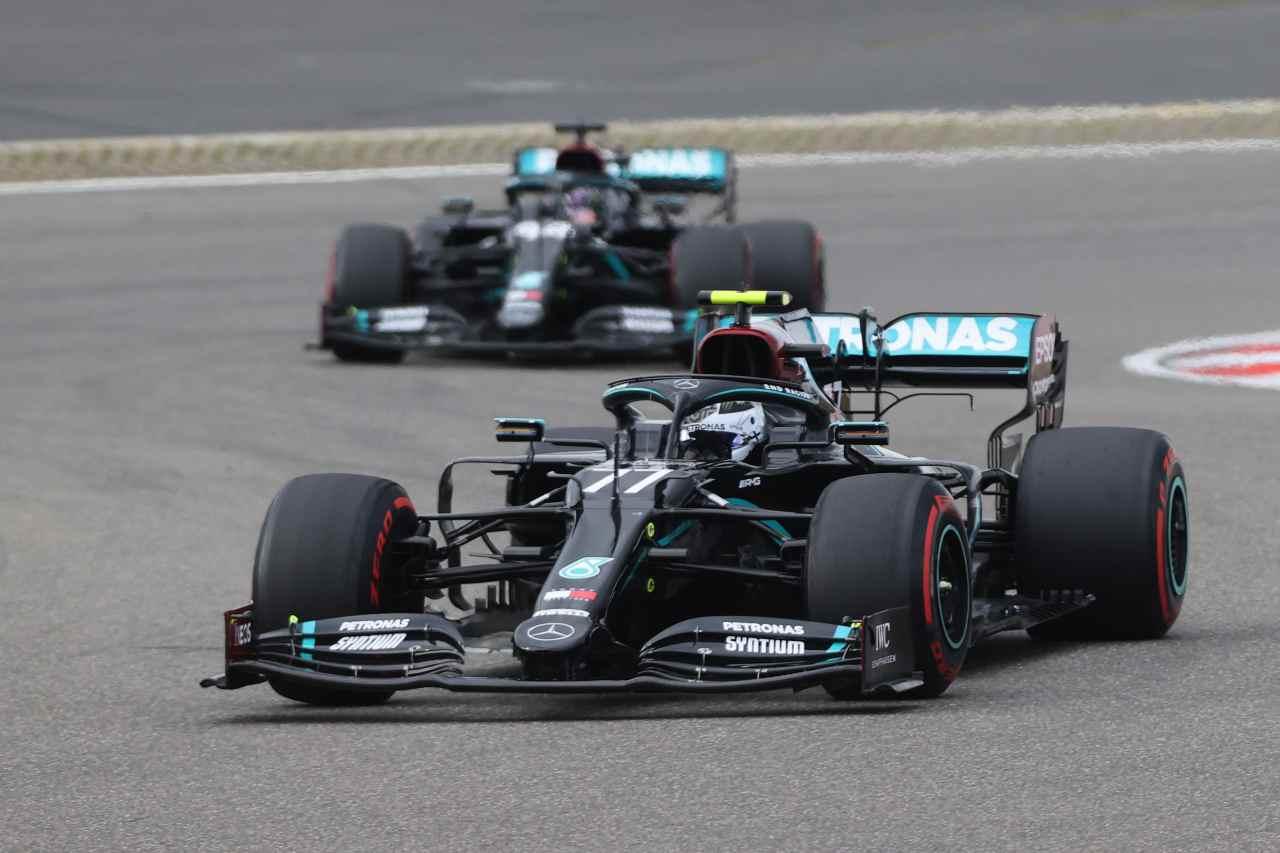 Bottas, le novità per il GP Portimao