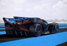 Bugatti Bolide, la nuova hypercar da competizione - Foto