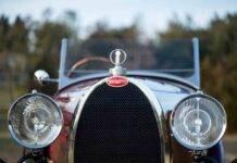 Bugatti, tutte le curiosità da sapere sul badge Macaron (foto Wheelsage)