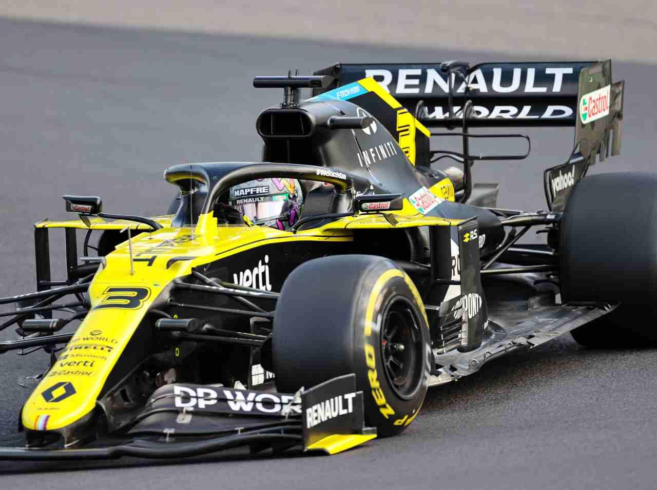 F1, GP Portimao al debutto, Ricciardo presenta il circuito - Video