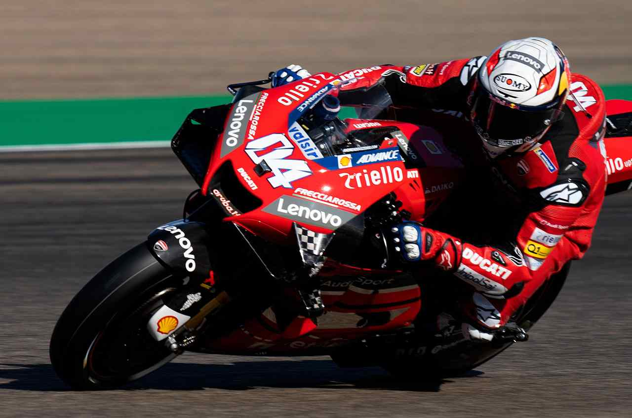 """MotoGP Aragon, Tardozzi a Dovizioso: """"Non possono trainarlo gli altri"""""""
