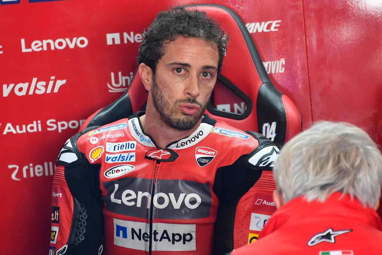 """MotoGP Aragon Tardozzi """"bacchetta"""" Dovizioso: """"Non possono trainarlo gli altri"""""""