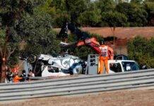 F1 GP Portogallo, Gasly: auto incendiata nelle prove libere - Video