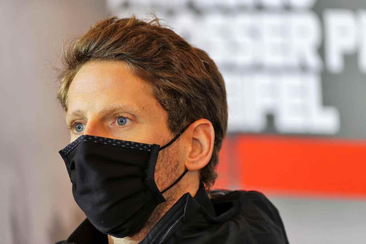 F1 2021, le opzioni per Grosjean e la Haas