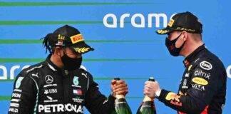 Mercedes, Hamilton e Verstappen insieme: la posizione di Toto Wolff