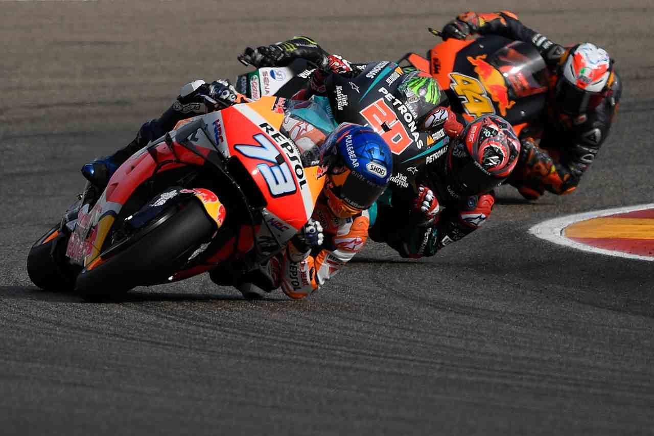 MotoGP, i piloti rompono la bolla: la protesta ufficiale dei team