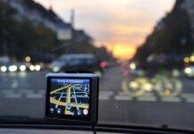 Navigatore per auto