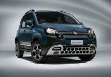 Fiat Panda 2020